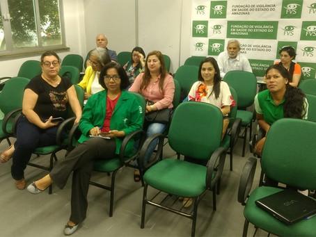 """Webconferências de apresentação da campanha """"Prisões Livres de Tuberculose"""""""