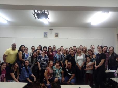 Viamão e Jaraguá do Sul concluem segunda formação de professores