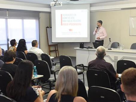 Servidores do IPREV participam de capacitação no TCE-RS