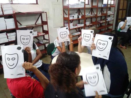 Galera Curtição realiza oficina sobre identidade e autonomia