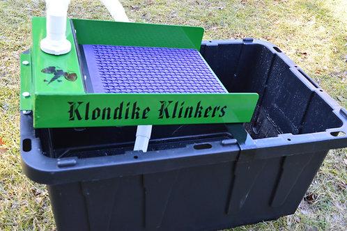 Klondike Klinkers Fine Gold Recovery
