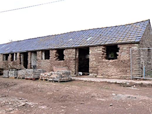 Derelict Herefordshire Barn