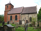 The tower, nave and chancel roofs of this church were re-tiled using salvaged and reclaimed tiles.