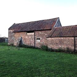 Barn back before