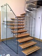 Bespoke staircase.