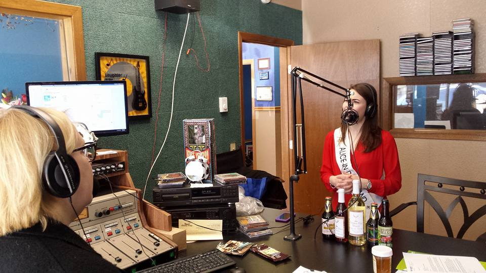 Studio interviews