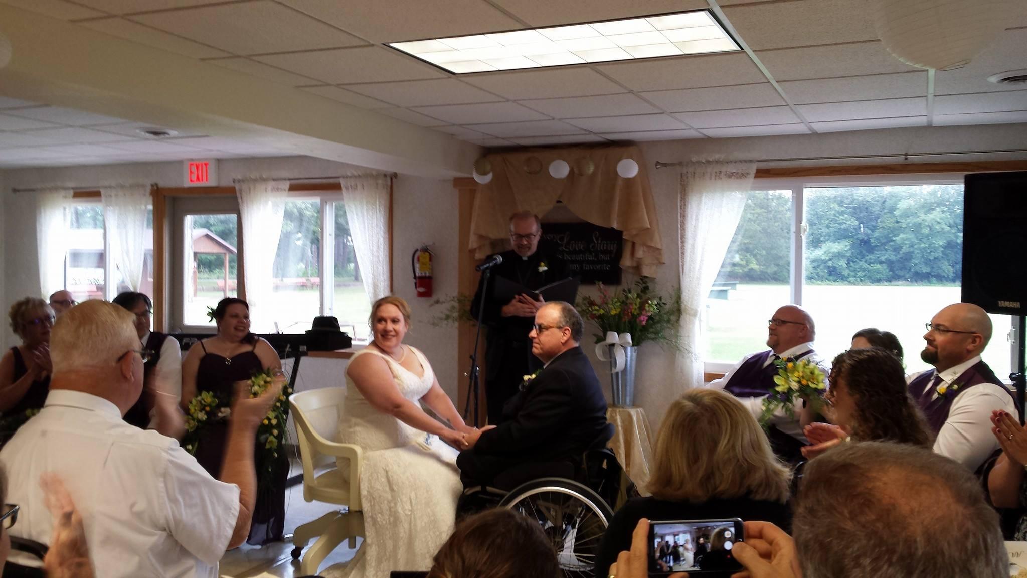Martha's wedding