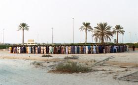 WRESTLING MATCH, DUBAI