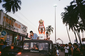 PALOLEM, INDIA