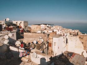 LA CASBAH, ALGIERS