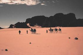 TOUAREG CARAVAN, ALGERIA