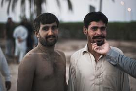KUSHTI WRESTLERS, DUBAI