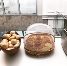 Con estos panes 🍞 caseros nos vamos de