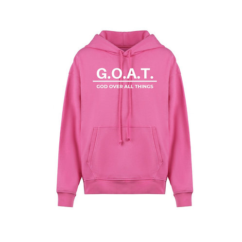 God Over All Things Women's Hoodie
