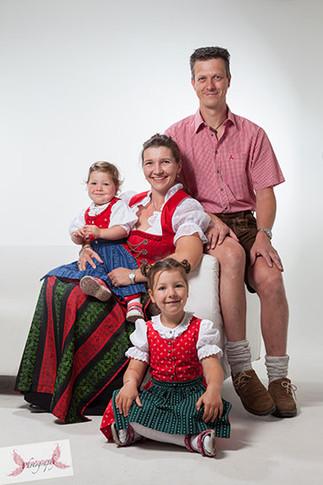 Famileinfotoshooting