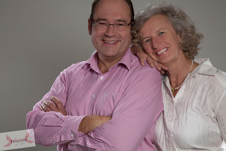 Fotoshooting Ehepaar