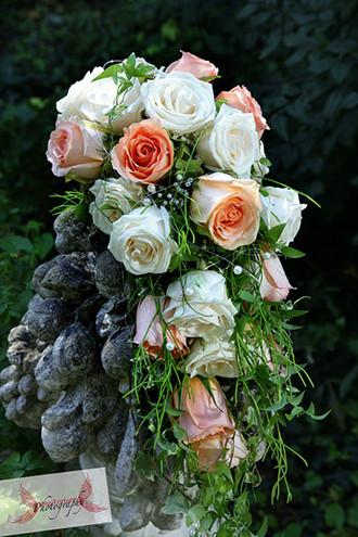Klassischer Brautstrauß