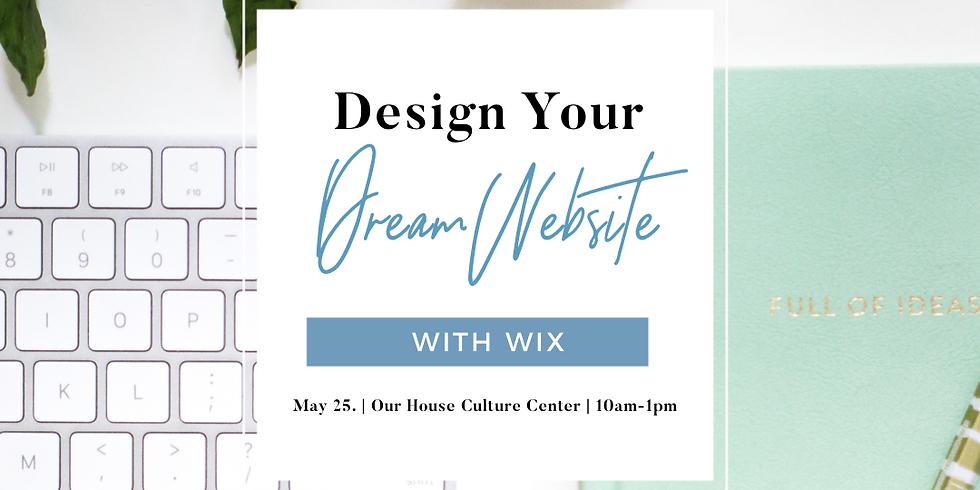 Design Your Dream Website