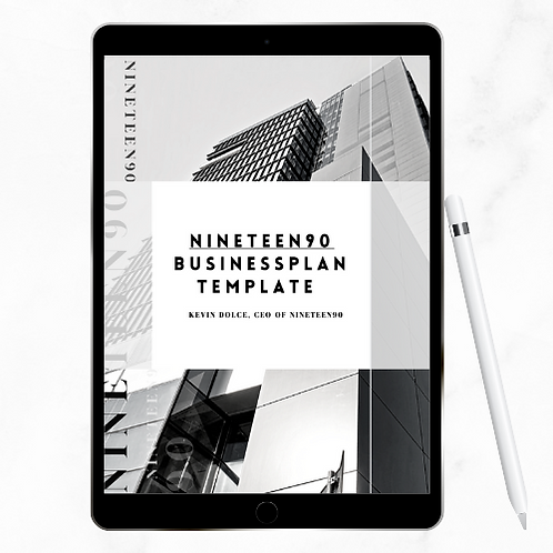 Business Plan & Checklist Bundle