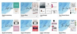 Dreamworth Public Relations Pinterest Boards