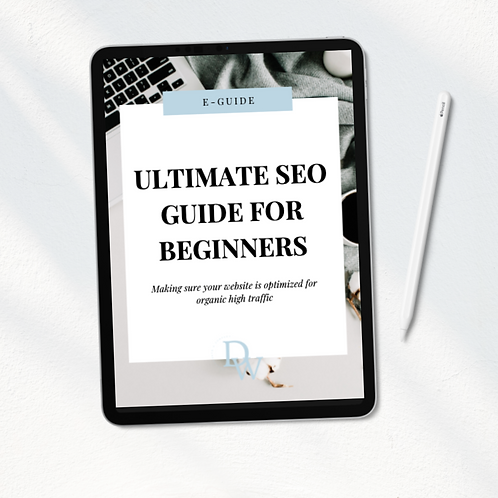 The Ultimate SEO Guide for Beginners