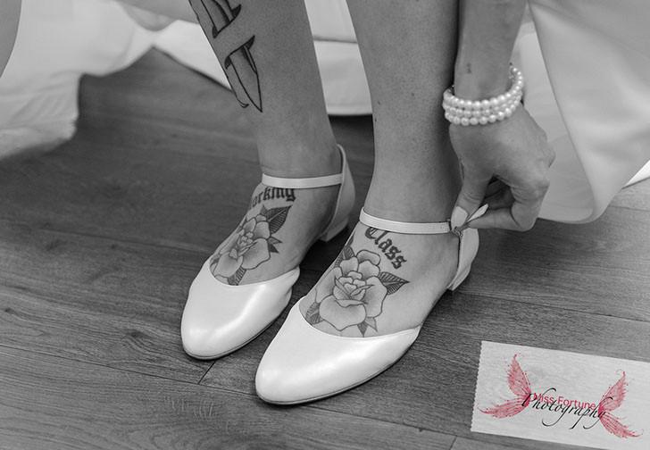 Brautshooting Detail