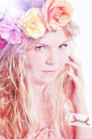 Beauty-Fotoshooting