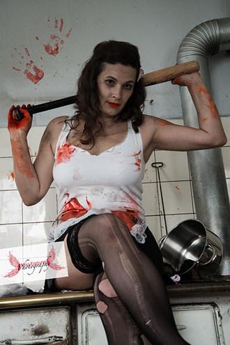 Sexy Horror-Shooting