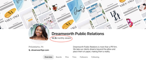 Dreamworth Public relations Pinterest Header