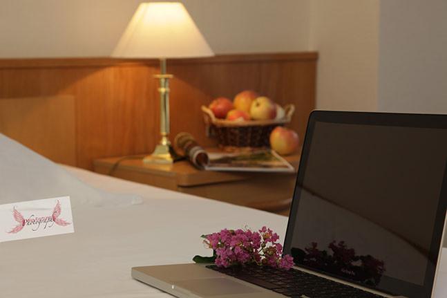 Werbefotografie Hotelzimmer