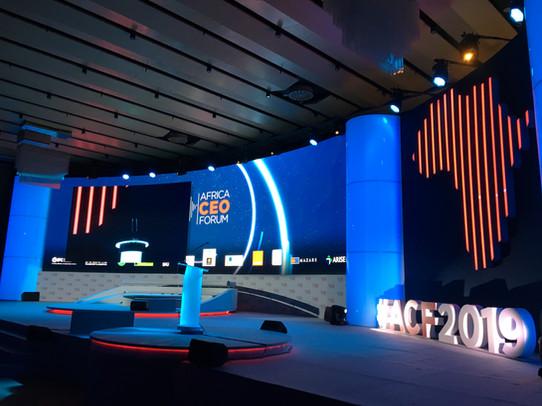 Africa CEO Forum 2019