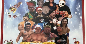 pro wrestling December 14th at 7:00 pm