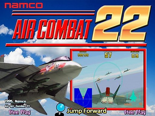 """The Road to Ace Combat"": Looking back at Air Combat 22"