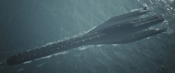 FRONTLINE VOL.480: Unneeded Submarine to be Scrapped