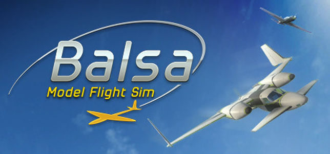 Balsa Model Flight Simulator: First Impressions