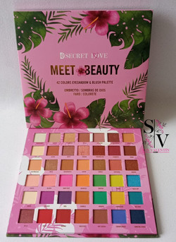 Paleta Meet Beauty