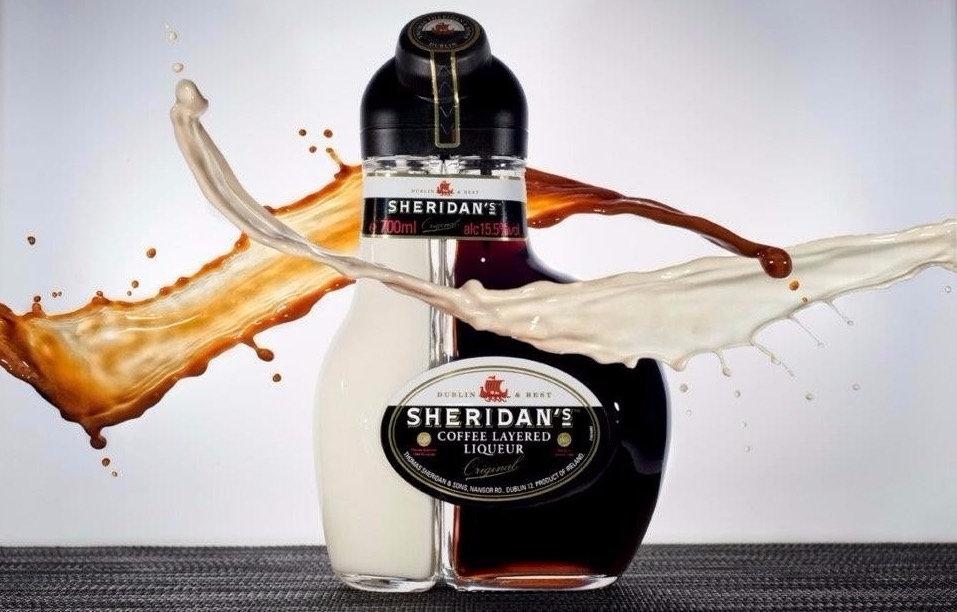 Sheridan's Coffee Laered Liqueur