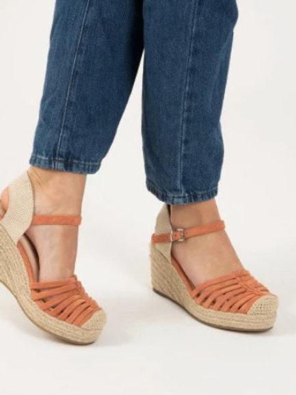 Sandales compensées à brides Vanessa Wu
