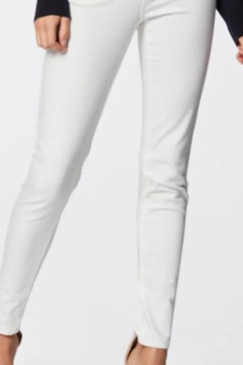 Pantalon 5 poches ivoire Petra Morgan