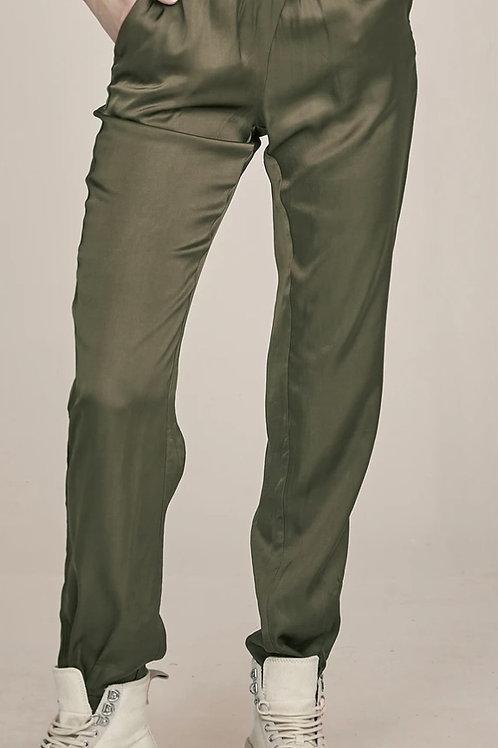 Pantalon Elina Gazal vert Nü