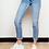 Thumbnail: Jeans slim Elle F.A.M