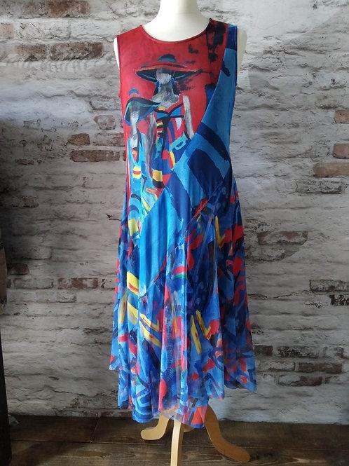 Robe imprimée  GAUDI   Maloka
