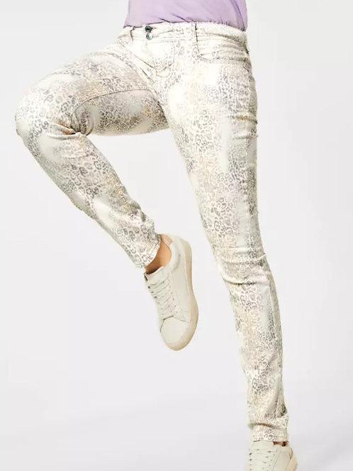 Jeans avec imprimé animal  Street one