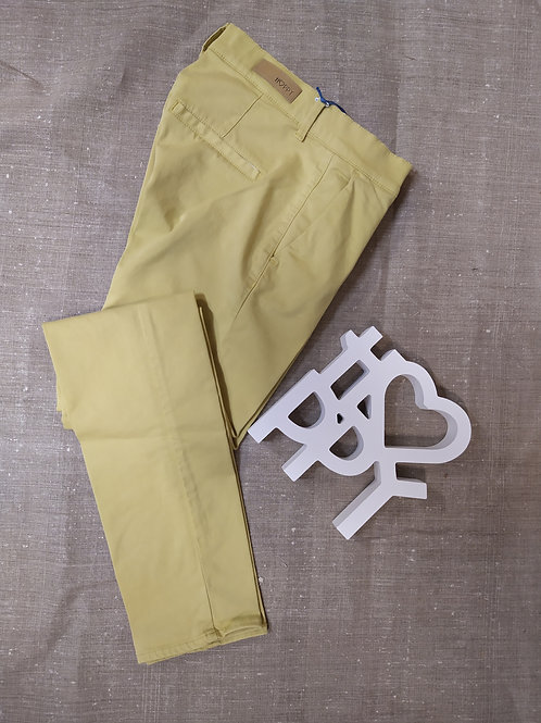 Pantalon slim cigarette Blé Joy , HAPPY