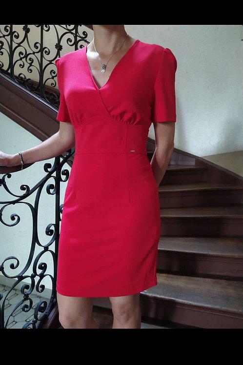 Robe rouge Morgan