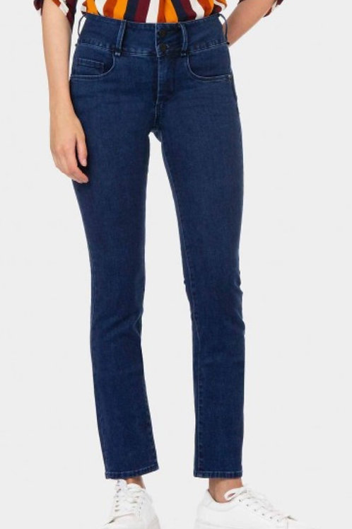 Jeans taille haute double up stone Tiffosi