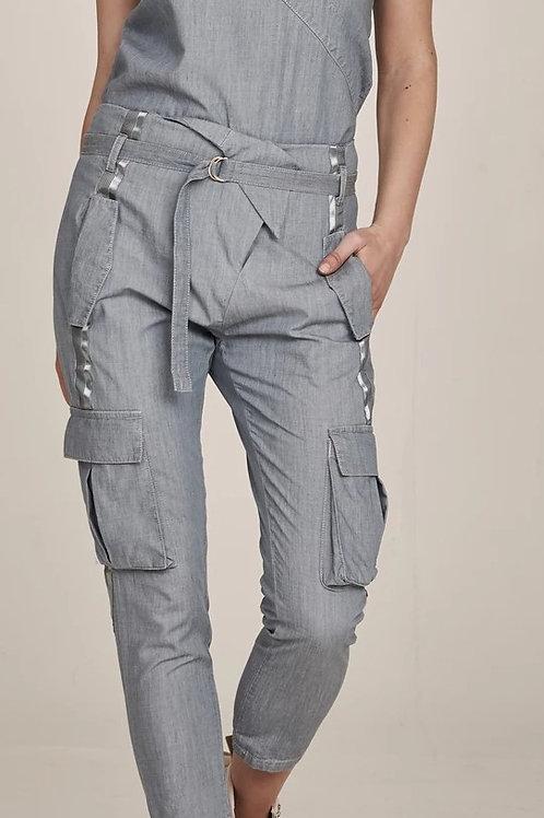 Pantalon Gea denim Nu