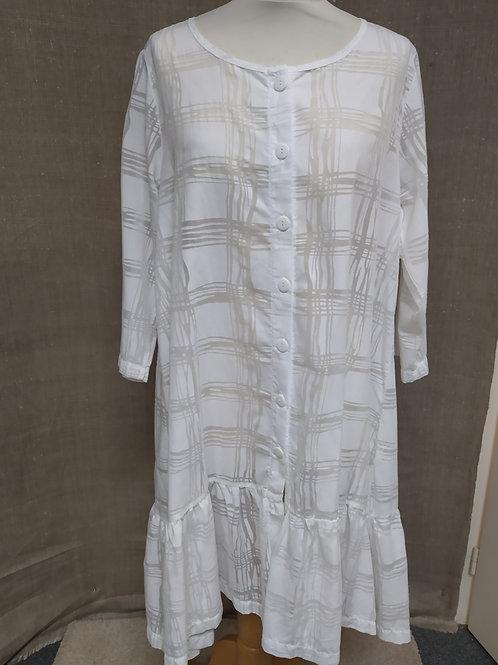 Chemise longue blanche Donald G!Ozé