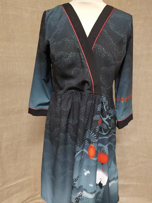 Robe cache coeur  Kahyna Thème Zen Anatopik