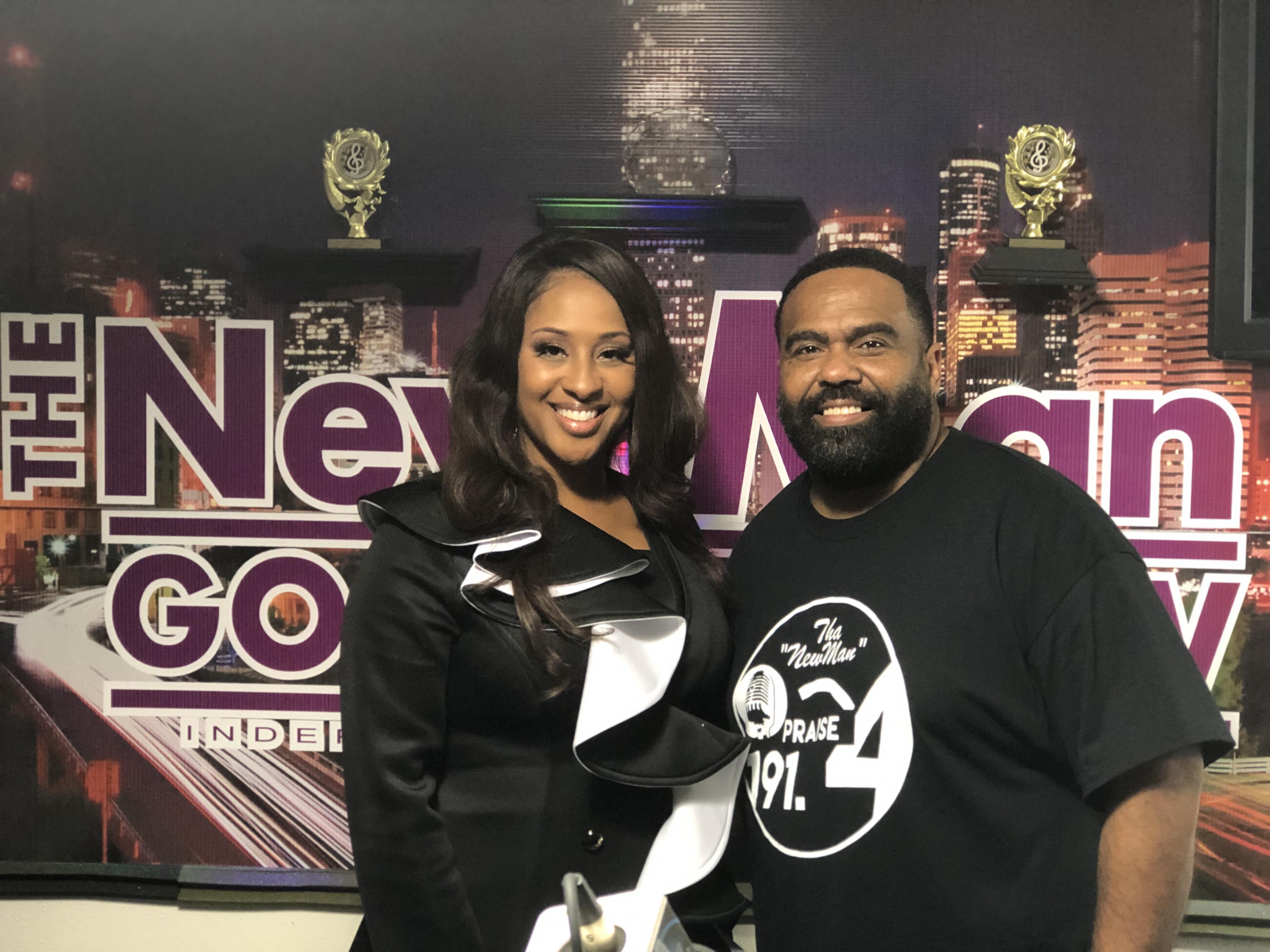 Nikki & Kevin Freeman